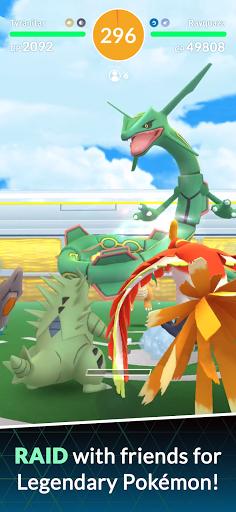 Pokémon GO 2 تصوير الشاشة