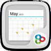 GO Calendar Widget icon