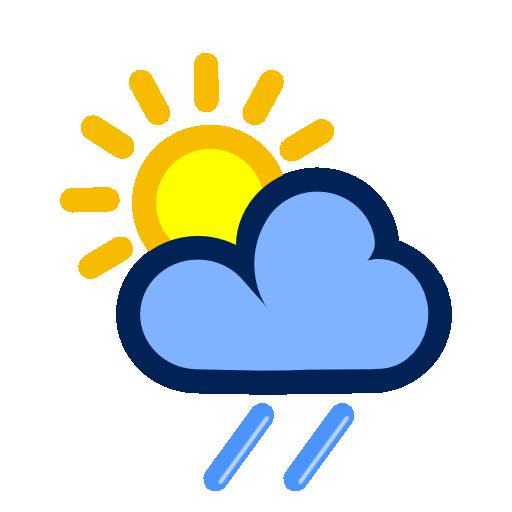 Weather 2 weeks icon