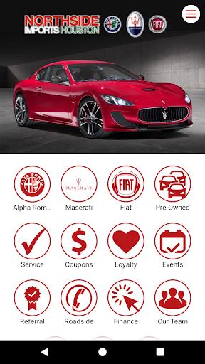Northside Alfa Romeo Maserati screenshot 1