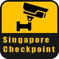 Singapore Checkpoint Traffic on 9Apps