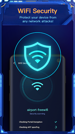 Nox Security - Antivirus Master, Clean Virus, Free 8 تصوير الشاشة