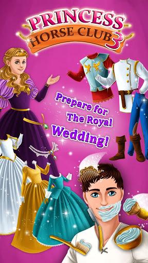Princess Horse Club 3 - Royal Pony & Unicorn Care screenshot 6
