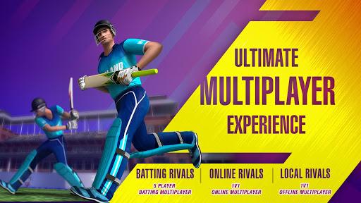 World Cricket Championship 2 - WCC2 स्क्रीनशॉट 2
