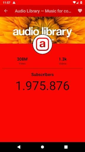 Subscribers Counter screenshot 3