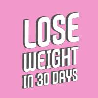 Lose Weight in 30 Days on 9Apps