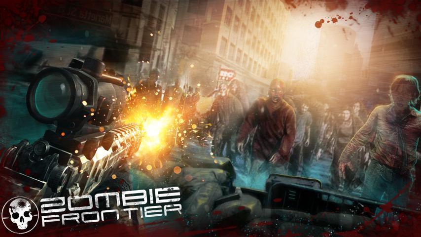 Zombie Frontier screenshot 1
