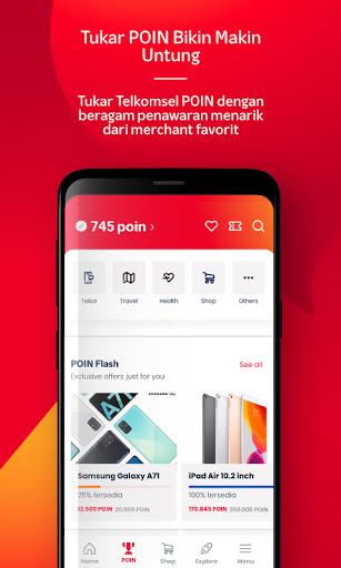 MyTelkomsel - Beli Pulsa/Paket & dapat kuota 7.5GB screenshot 5