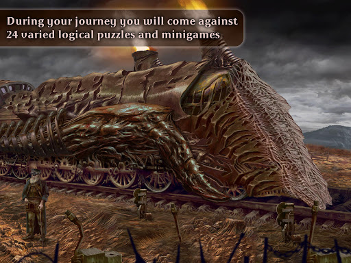 Tormentum - Dark Sorrow - a Mystery Point & Click screenshot 15