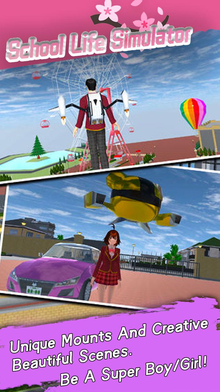 School Life Simulator скриншот 4