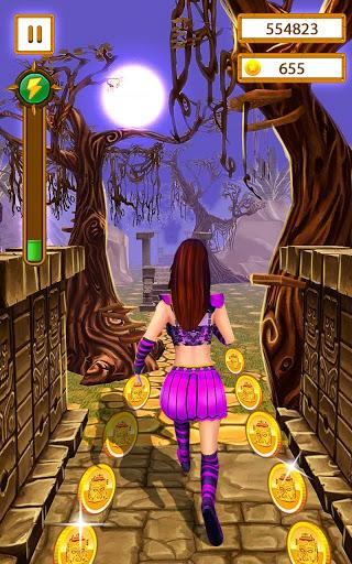 Scary Temple Final Run Lost Princess Running Game screenshot 4