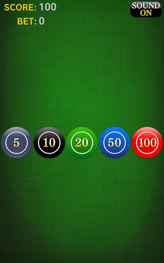 Poker [card game] 1 تصوير الشاشة