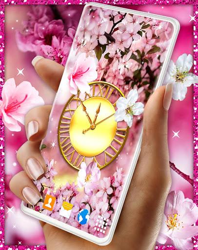 Cherry Blossom Live Wallpaper 🌸 Spring Wallpaper screenshot 1