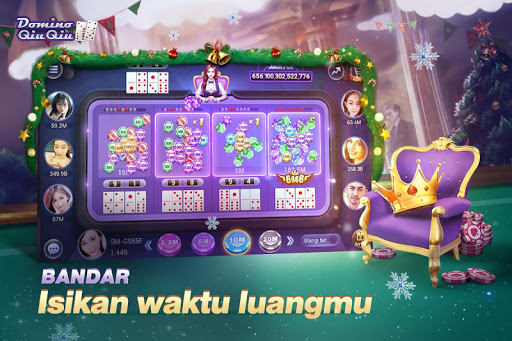 TopFun Domino QiuQiu:Domino99 (KiuKiu) screenshot 12