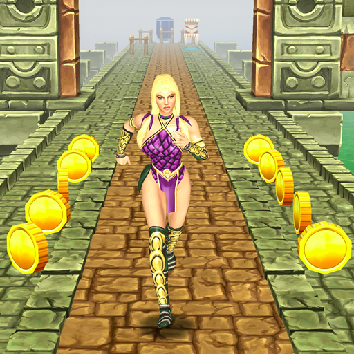 Warrior Princess - Road To Temple أيقونة
