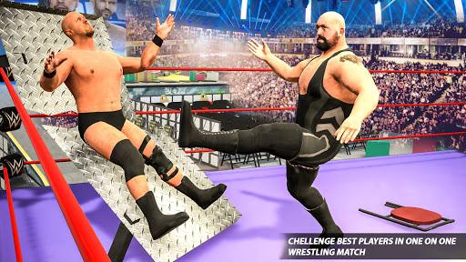 Real Wrestling Revolution: Wrestling Games screenshot 5