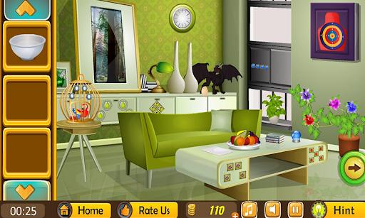 101 لعبة جديدة مجانا الهروب غرفة - مغامرة الغموض 1 تصوير الشاشة