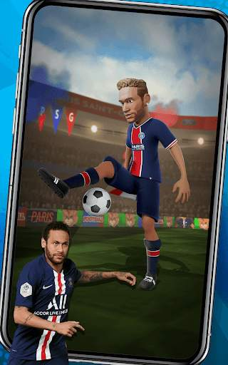 PSG Soccer Freestyle screenshot 4