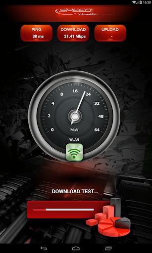 Internet Speed Test 12 تصوير الشاشة