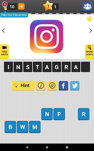 Logo Game: Guess Brand Quiz screenshot 12