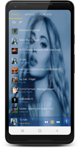 Offline Music Player - Local, Without Wifi screenshot 3