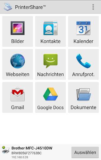 PrinterShare Mobiles Drucken screenshot 1