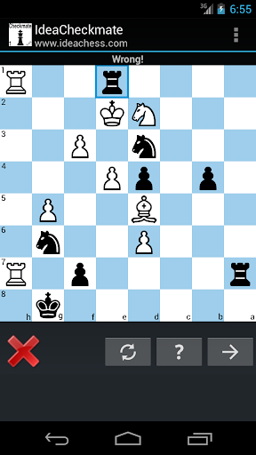 1 move checkmate chess puzzles screenshot 5