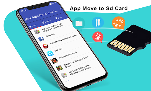 Move Apps Phone to SD card screenshot 3