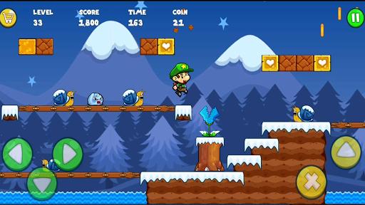 Super Bob's World : Free Run Game 5 تصوير الشاشة