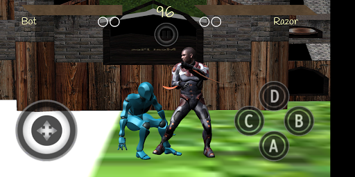 League of Fighters screenshot 4