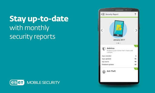 ESET Mobile Security & Antivirus screenshot 14