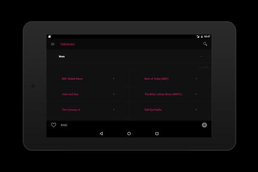 Radioverse - Internet Radio screenshot 14
