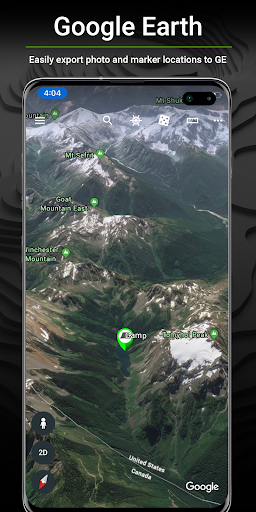 BaseMap: Hunting Maps, Offline Nav/GPS & Weather screenshot 6