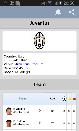 Serie A screenshot 6
