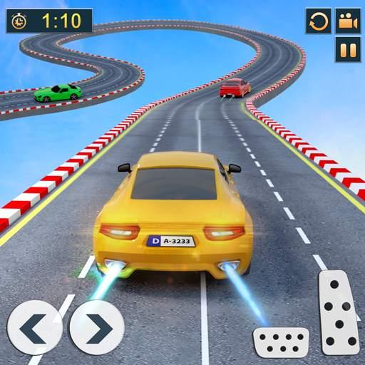 Ramp Car Stunts Racing - Free New Car Games 2021