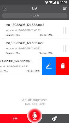 Voice Recorder screenshot 12