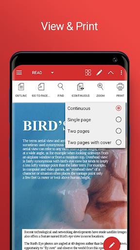 PDF Extra - Scan, View, Fill, Sign, Convert, Edit screenshot 6