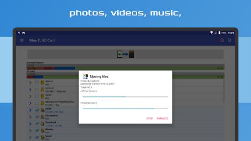 Files To SD Card 11 تصوير الشاشة