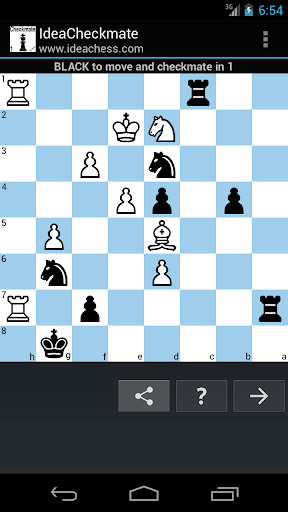 1 move checkmate chess puzzles screenshot 4