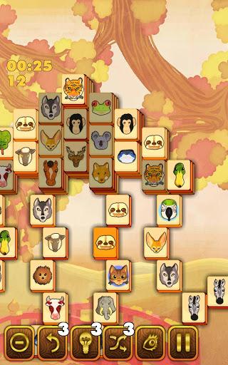 Mahjong Deluxe 16 تصوير الشاشة