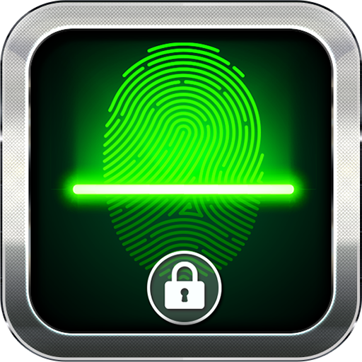 Fingerprint Lock Prank icon