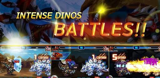 Dino War Spino VS Tyranno screenshot 3