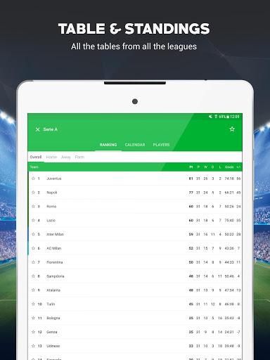 SKORES - Live Football Scores screenshot 10