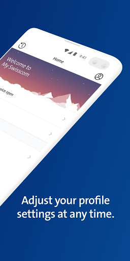 My Swisscom screenshot 2