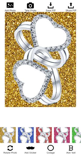 Lovely Ring Photo Frames screenshot 4