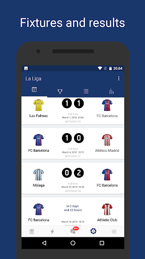 Barcelona Live — Goals & News for Barca FC Fans screenshot 5
