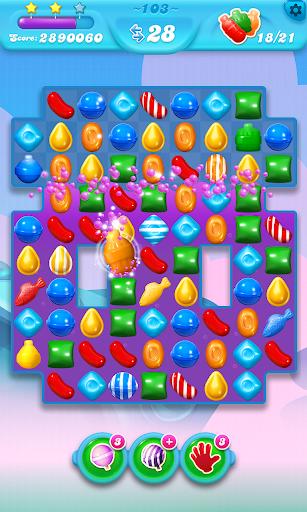 Candy Crush Soda Saga screenshot 2
