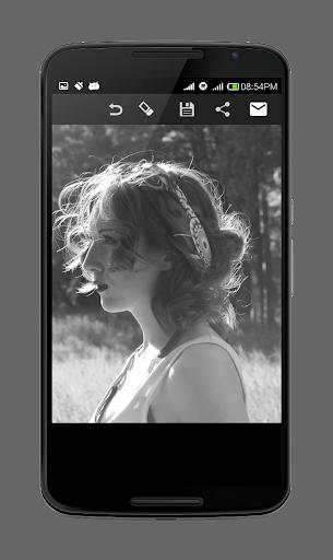 Blur Image - DSLR focus effect 3 تصوير الشاشة
