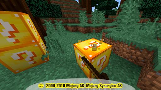 Lucky blocks for minecraft screenshot 3