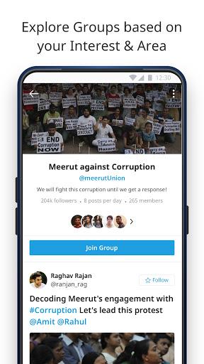 Dailyhunt - 100% Indian App for News & Videos screenshot 6